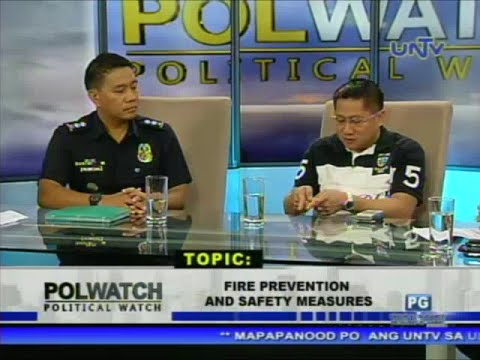 Fire Prevention and Safety Measures (Part 2)