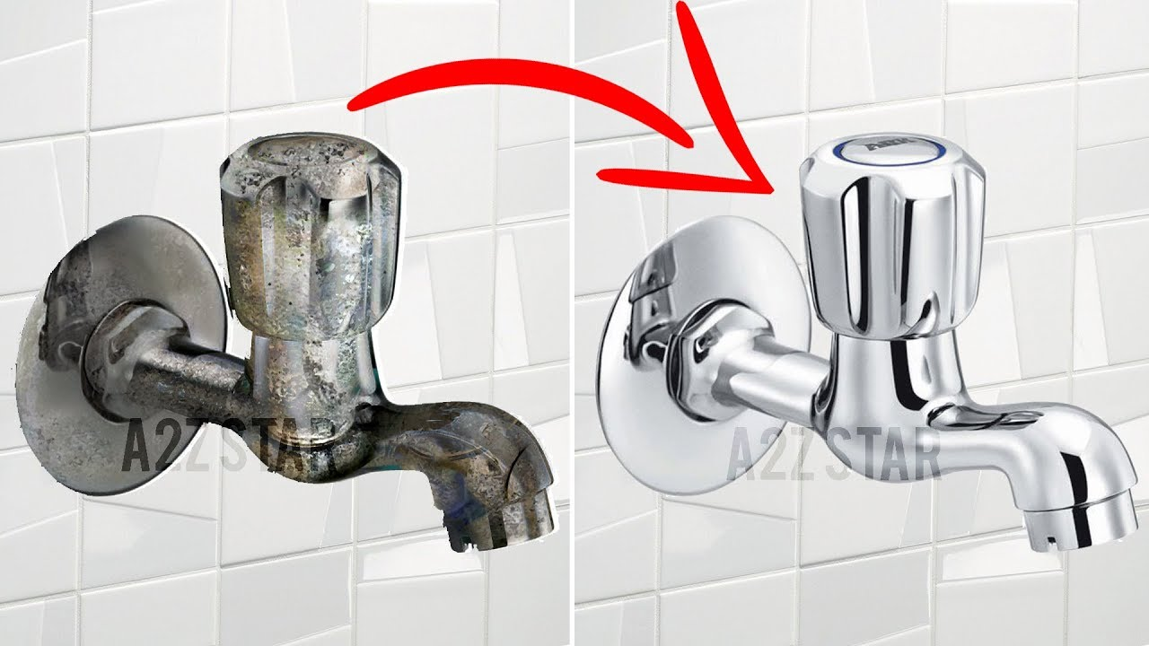 Clean Bathroom Taps How To Do Home Easy Tap Cleaning Routine