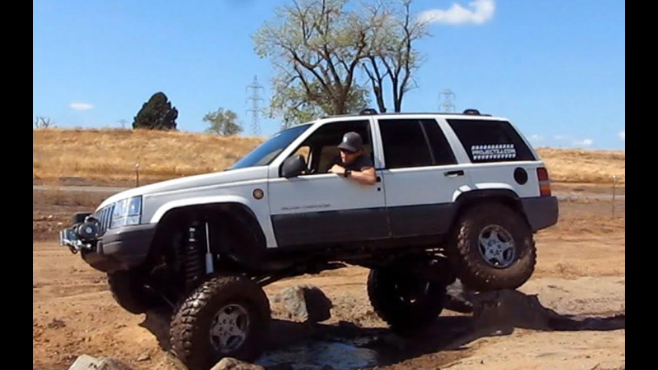 1996 Jeep Grand Cherokee Laredo >> Jeep Grand Cherokee 4x4 Project ZJ Part 35 Prairie City ...