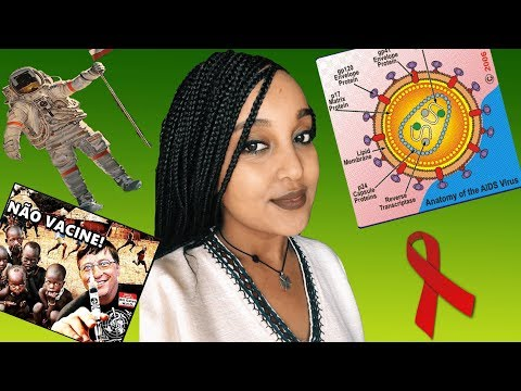 የኢትዮጵያን/የአፍሪካ ልጆች ያረገፈ HIV AIDS  ሰው ሰራሽ ነው፧?  conspiracy theories || HANNAZENEBECH