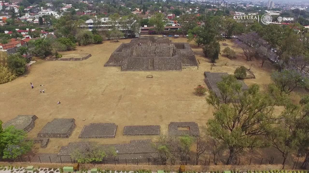 El México antiguo en las ciudades. Zona Arqueológica de Teopanzolco, Cuernavaca, Morelos