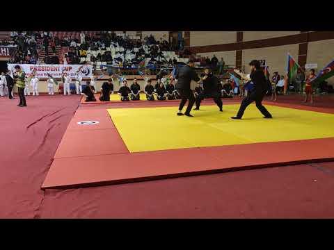 Azerbaijan Wing Chun Federation.  International Martial Arts Festival- Baku Azerbaijan -2019