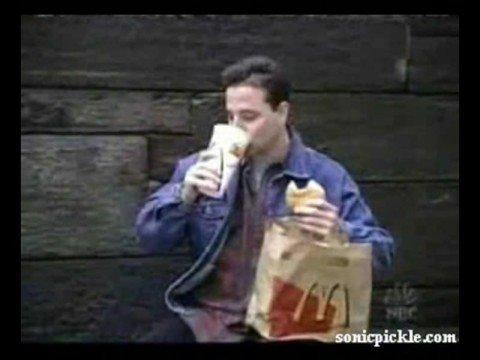 Ronald McDonald  Smack My Bitch Up!!!