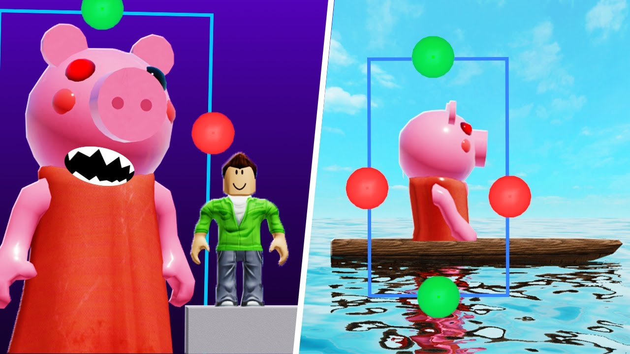 7 BUILD MODE Chapters That are BETTER Than Original PIGGY in Roblox!