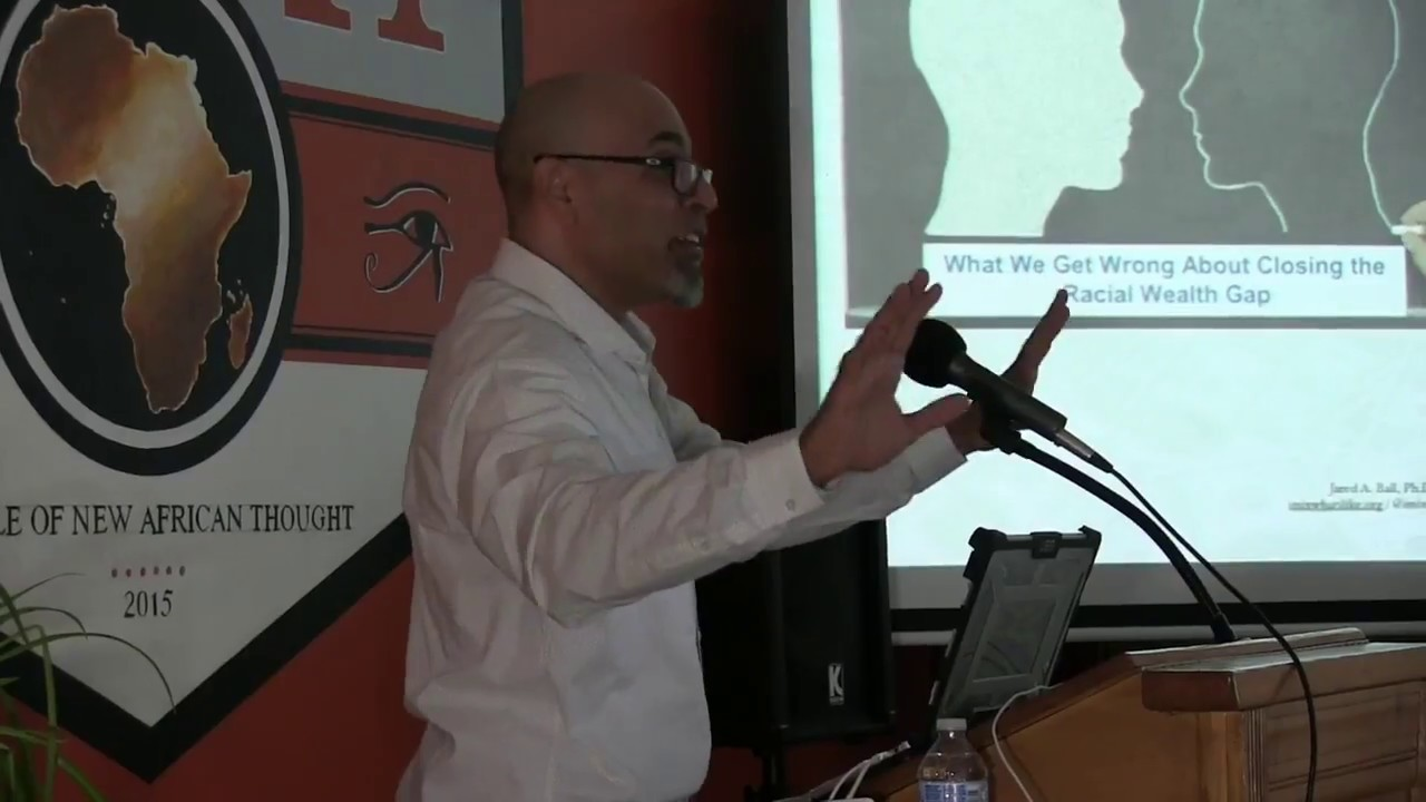 The Myth of Black Buying Power | Dr. Jared Ball