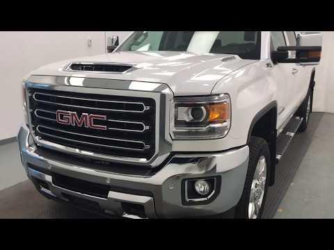White 2018 GMC Sierra 2500HD  Review lethbridge ab - Davis GMC Buick Lethbridge Appraisal Grid