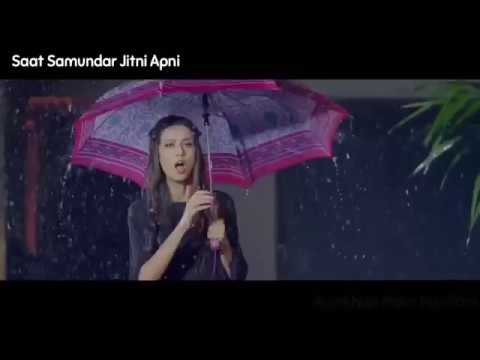 Kitni Dard Bhari Hai Whatsapp Status | Udja Ja Kale Kawa Mere - Sad Whatsapp Status