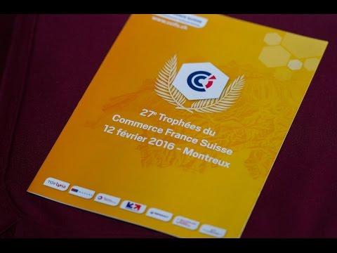 27e Trophées CCIFS du Commerce France Suisse