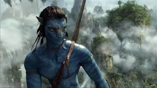 Avatar 2009 The best scene Introducing Hallelujah Floating Mountains