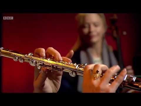 Mozart Flute Quartet in D Major-Lisa Friend and the Brodsky Quartet-BBC Andrew Marr Show