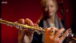 Mozart Flute Quartet in D Major-Lisa Friend and the Brodsky Quartet-BBC Andrew Marr Show
