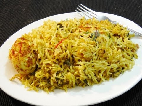 How to make Egg Biryani at home? - Indian Recipe