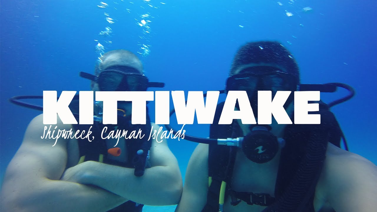 Diving Kittiwake Shipwreck│Cayman Islands