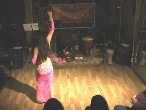 Farrah Talei Belly Dancer - TaXim 2/2010