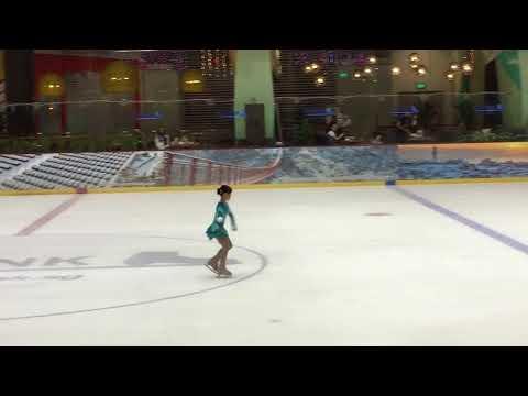 Singapore National Figure Championship 2018