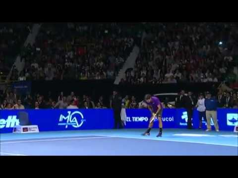 Thumbnail: The Crowd Goes Crazy After Federer's Insane Tennis ♥