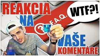 REAKCIE NA KOMENTÁRE ŠPECIÁLU! thumbnail
