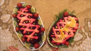 Селедка под шубой - классический рецепт