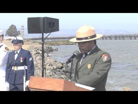 69th Commemoration of The Port Chicago Naval Magazine explosion July 20, 2013 (part 3 of 10)