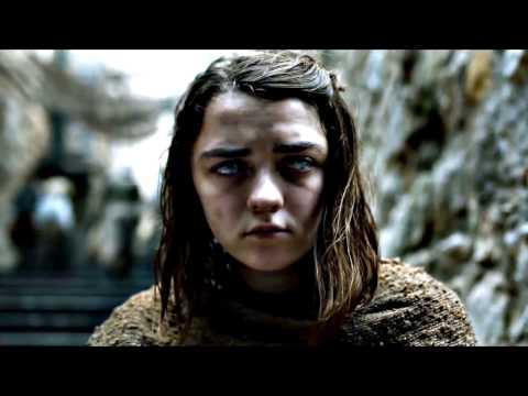 Arya Stark = Unstoppable