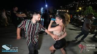 Adrian Sevilla Cortes & Jessica Patella - Salsa Social Dancing | 5th South Salsa Festival 2019