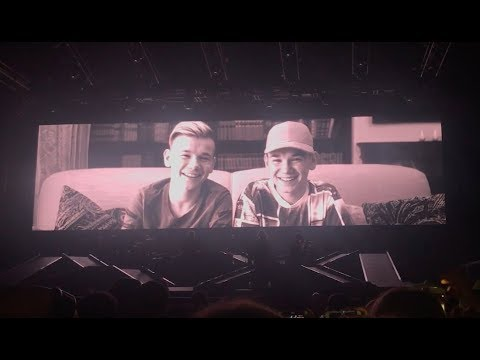Marcus & Martinus- Without You & Together (Royal Arena, Copenhagen) CUTE MOMENTS!