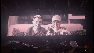 Marcus & Martinus- Without You & Together CUTE MOMENTS!