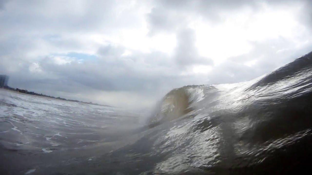 Surf Sergipe, Praia da Cinelândia 11/05 - Ondas bem tubulares