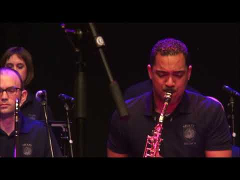 Tien jazzformaties brachten een geslaagd swinging singing programma in SAMWD Lier B