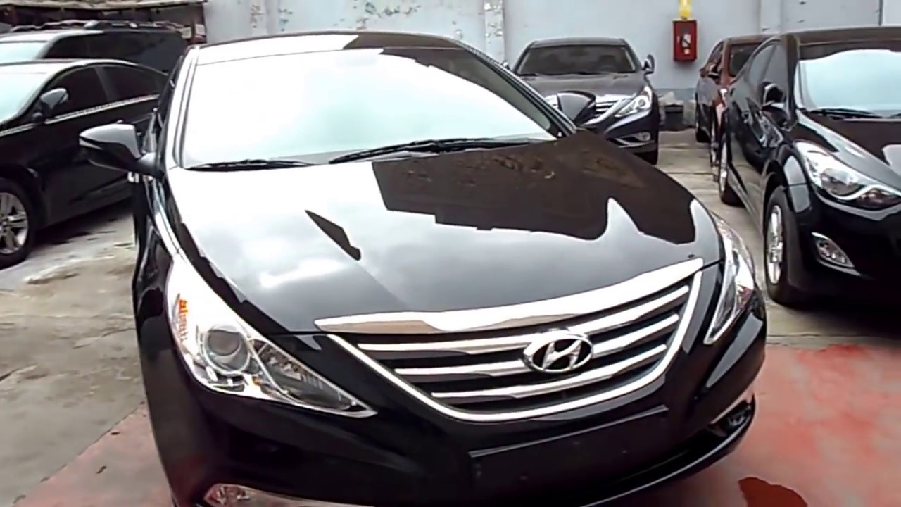 Hyundai Sonata Y20 2013 Glp Original Full Equipado