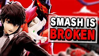 Here's Why All Smash Bros Games Are Broken