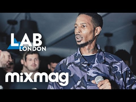 D Double E & Sir Spyro in The Lab LDN