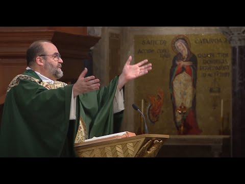 The Sunday Mass – 29th Sunday In Ordinary Time – October 17, 2021 CC