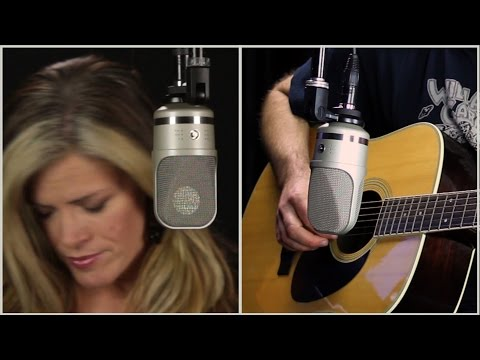Neumann TLM 107 vs AKG C414 XLII vs Blue Kiwi: Studio Condenser Microphone Comparison (LDC)