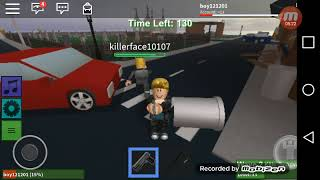 Play zombie rush roblox part1