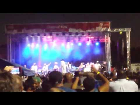 2017 07 08 George Clinton Parliment Funkadelic 'Flashlight' Riverfront Park Lynchburg, VA