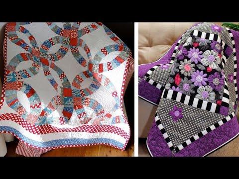 Download Amezing Baby Quilt Pattern,❣❣❣New baby Faliya design,New bister design, Baby Mattress,Baby Play mat,