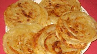 Crispy Healthy And Tasty Lachha Paratha -wheat