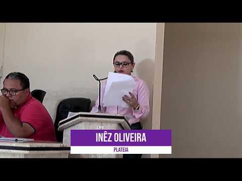 SESSÃO NA CÂMARA DE OUROLÂNDIA 14/11/2019