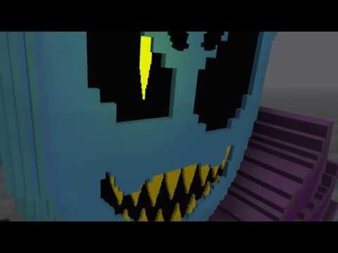 Undertale/Glitchtale - Do or Die song - (Minecraft Remake)