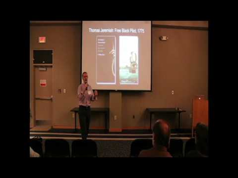 Nic Butler: From Charleston Slavery to African Freedom 4-11-17 JOH