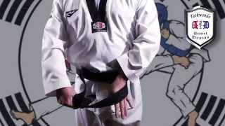 Comment attacher sa ceinture de taekwondo