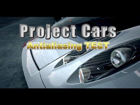 Project Cars | Antialiasing TEST | @ 1080p GTX 970 OC