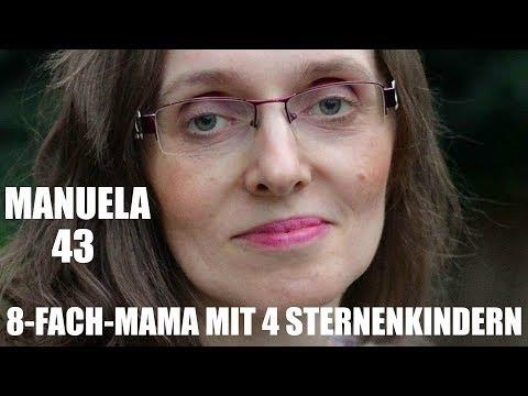 MANUELA 43 | 8-fach-Mama mit 4 Sternenkindern | #starkestimmen