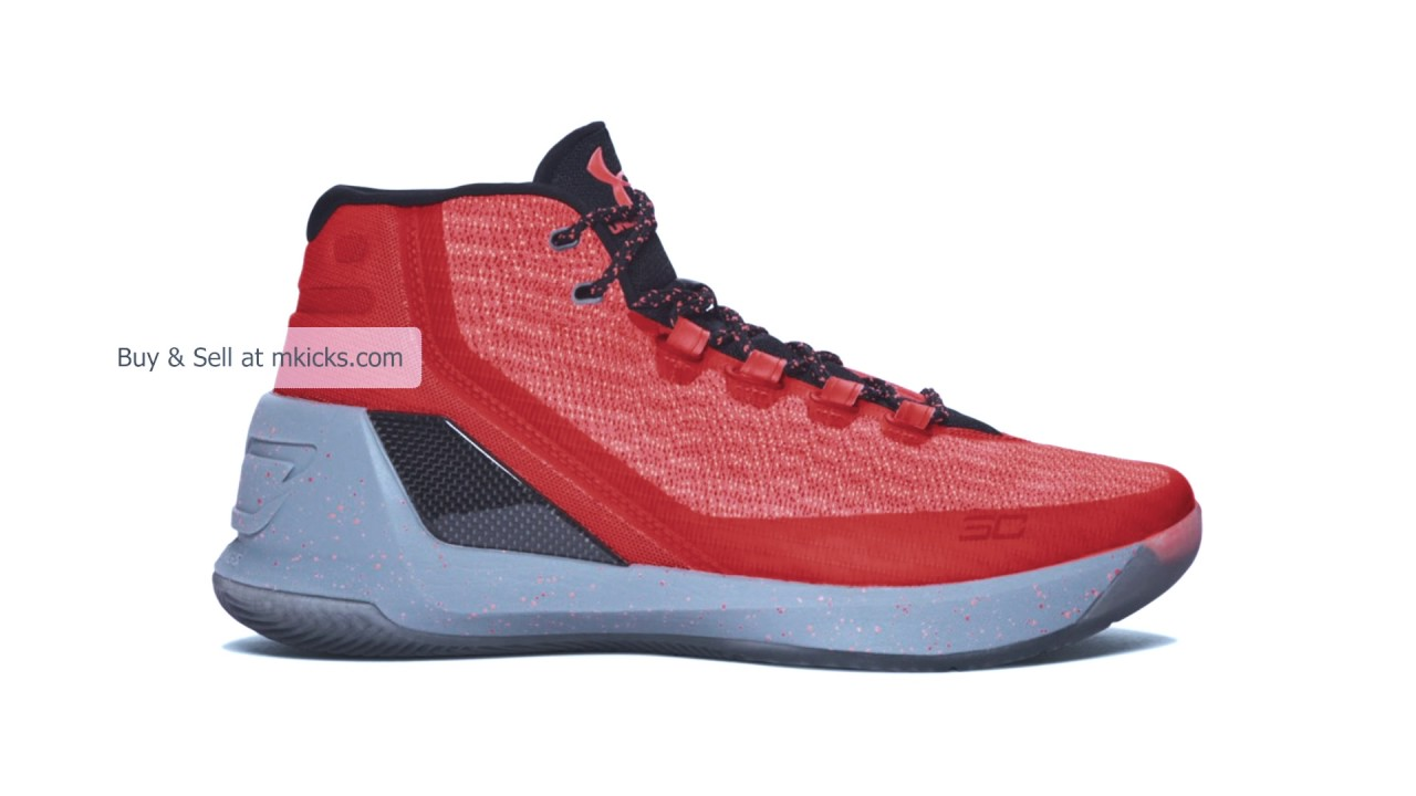 2cd6c6ea Under Armour Curry 3