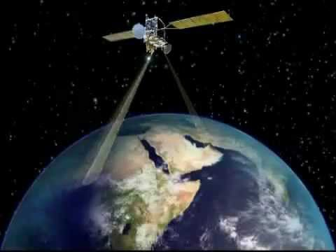 Advanced EHF Communications Satellite