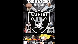 LAS VEGAS RAIDERS!!!! THE NATION'S VOICE!!! EPISODE 3!!! WHAT IS THE NATION THINKING!!!