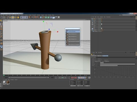 3 Ways To Move An Object To Another Object In Cinema 4D