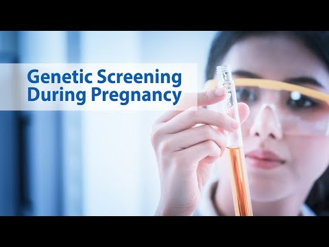 Genetic Testing During Pregnancy
