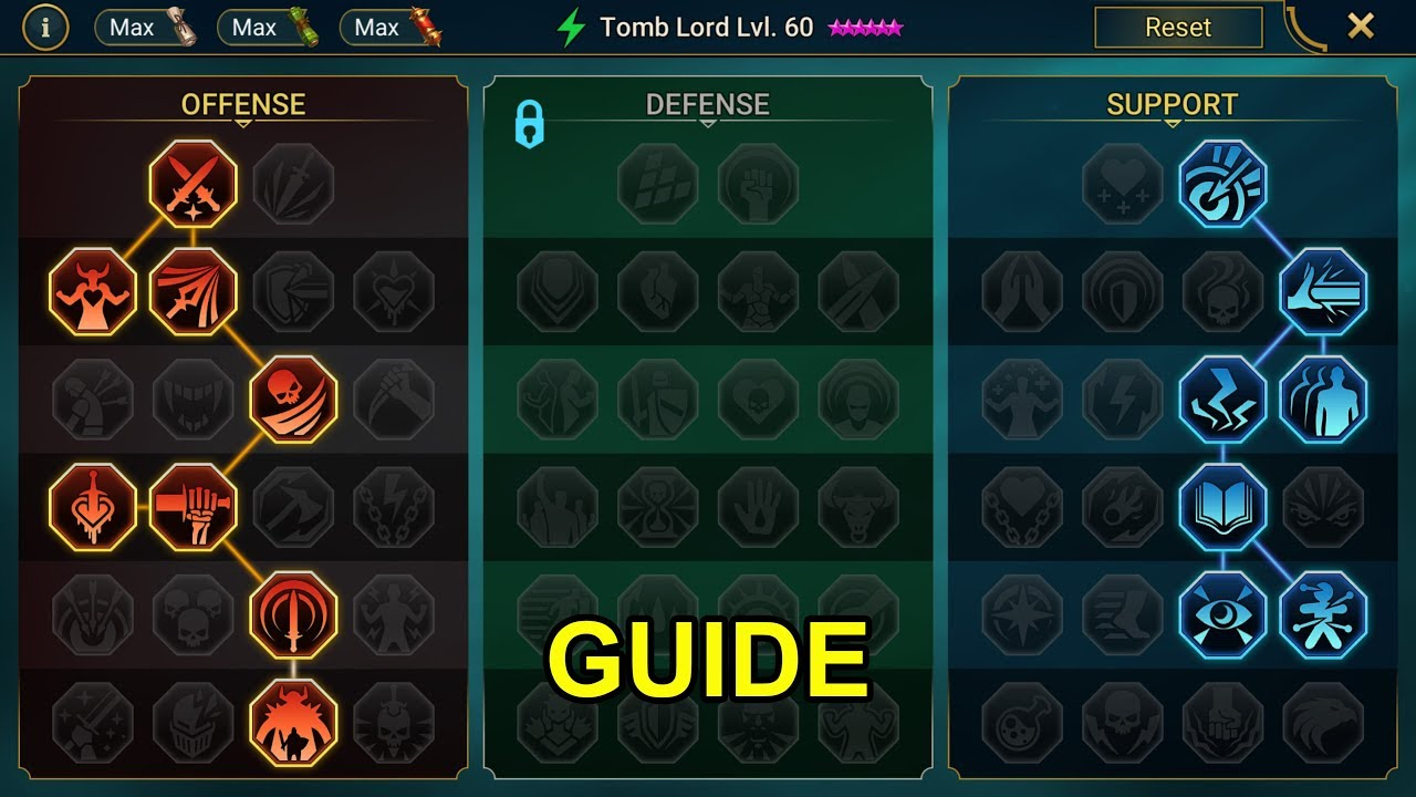HOW TO DO YOUR MASTERIES - RAID: Shadow Legends